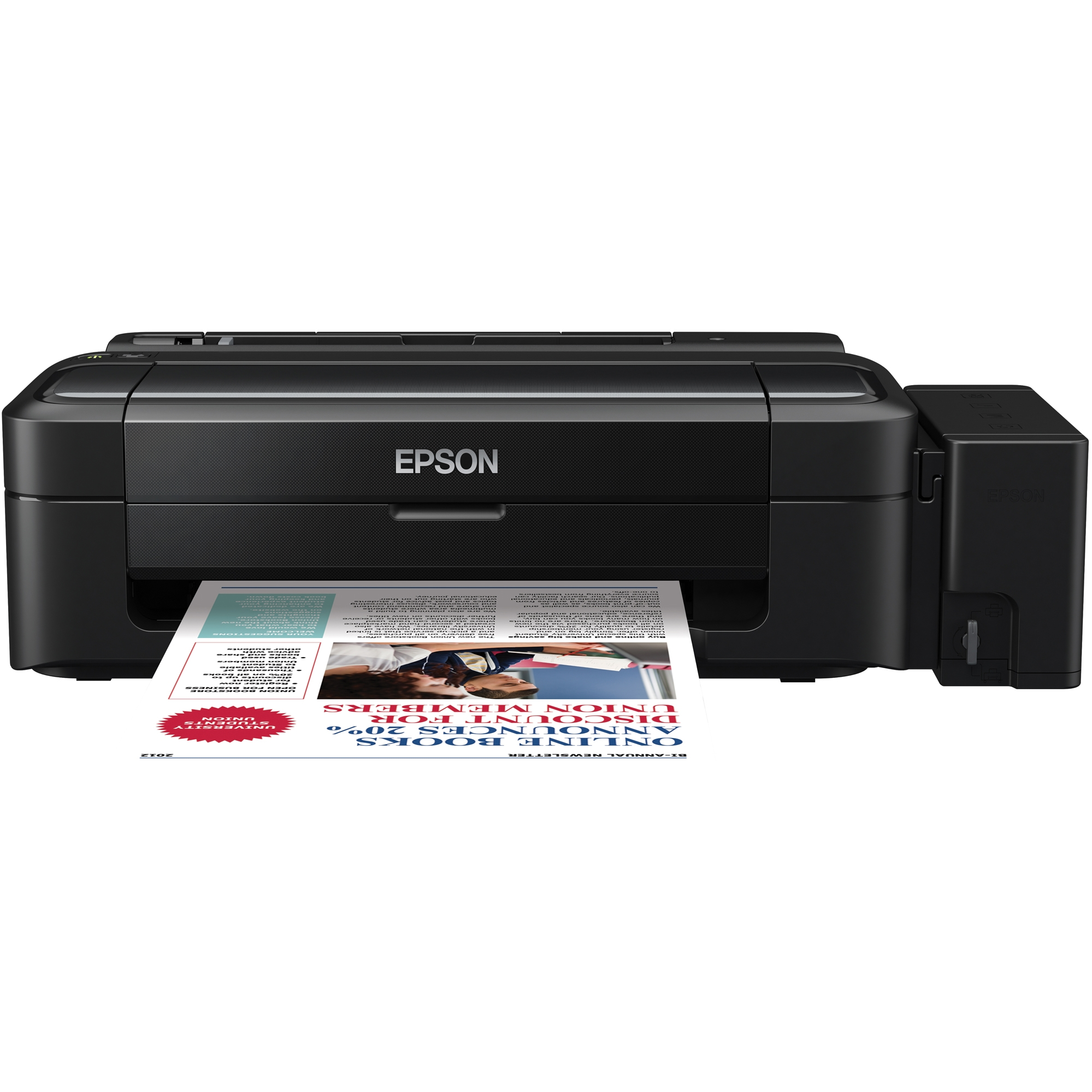 EPSON L110 CISS Jet Color